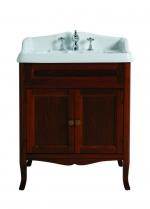 Мебель для ванной комнаты. SIMAS Arcade комплект мебели с прямым фронтом ARMD70