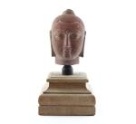 Предметы декора Deluxe. Голова Будды