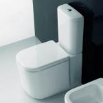 Унитазы Биде. Унитаз Althea Ceramica Design D-Style 40031 с бачком в комплекте