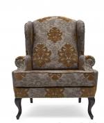Кресла. Кресло Duart SM6 Orange Mokko от Elizabeth Douglas