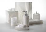 Аксессуары для ванной настольные. Alisa White настольные аксессуары для ванной натуральный камень Оникс
