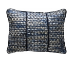 Декоративные подушки Deluxe. Подушка  Persia & Silk Velvet Navy - Sapphire