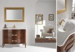 Мебель для ванной комнаты. Eban Rachele 90 мебель для ванной Noce