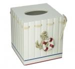 Аксессуары для детских ванных комнат. Бокс для салфеток (салфетница) Life Preserves 13682E