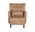 Кресла Deluxe. Кресло Drake Parchment Mater