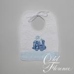 Текстиль для детей: полотенца, халаты, постельное бельё и др.. СЛЮНЯВЧИК ТРЕНИНО