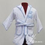 Текстиль для детей: полотенца, халаты, постельное бельё и др.. ХАЛАТ детский КУОРЕ