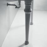Раковины-консоли. Керамическая нога GB 001 для консолей AR864/AR874/LO934