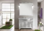 Мебель для ванной комнаты. Eban Gemma 120 композиция Т20 мебель для ванной