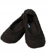 Тапочки. Тапочки — балетки Bradford Темно-коричневый (36/37; 38/39; 40/41) от Casual Avenue