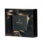 Рамки для фотографий Deluxe. Рамка для фотографий Horn & lacquer by Arca Padua Тёмная