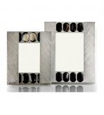 Рамки для фотографий Deluxe. Рамки для фотографий Horn & lacquer Ivory by Arca Jewels