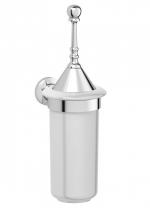 Аксессуары для ванной настенные. 3SC Stilmar аксессуары для ванной настенный Ёршик для унитаза фарфоровый