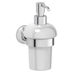 Аксессуары для ванной настенные. 3SC Stilmar аксессуары для ванной настенные Дозатор фарфоровый
