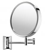 Зеркала косметические с подсветкой увеличением настенные настольные Зеркала с присосками
