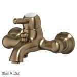 Смесители для ванны. Смеситель для ванны настенный однорычажный PONSI STILMAR PON 252/M...BA
