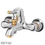 Смесители для ванны. Смеситель для ванны настенный однорычажный PONSI STILMAR PON 252/M...RM