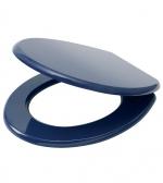 Сиденья для унитаза с крышкой. Grenada сиденье с крышкой и микролифтом для унитаза Синее