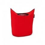 Корзины для белья. Сумка для белья Brabantia Lipstick red красный текстиль