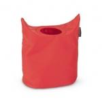 Корзины для белья. Сумка для белья Warm red красный текстиль