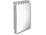 Радиаторы чугунные, стальные, стеклянные, биметаллические. Sira биметаллические радиаторы RS Bimetal