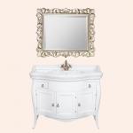 Мебель для ванной комнаты. Tiffany World Ferrara Комплект мебели 112*62*h86 см