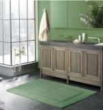 Коврики для ванной комнаты.  Virginia Nicol Хлопковый коврик двухсторонний