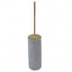 Ёршики для унитаза напольные и настенные. Elegance Gold Bianco Carrara мраморный ёршик для унитаза длинный Золото