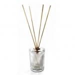 Ароматические свечи Парфюм для дома Диффузоры. Elegance Gold хрустальный диффузор для домашних ароматов Золото