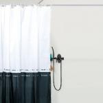 Шторки для душа и ванны текстильные. PARADOXUM шторка для ванны и душа текстильная