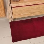 Коврики для ванной комнаты.  Хлопковый нескользящий коврик для ванной Nicol CARPE DIEM