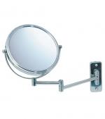 Зеркала косметические с подсветкой увеличением настенные настольные Зеркала с присосками. BEA Nicol косметическое зеркало для ванной двухстороннее с увеличением 1х1 и 1х5 настенное