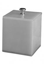 Аксессуары для ванной настольные. Blanca Alabaster Nicol Аксессуары для ванной настольные из натурального камня Косметическая ёмкость