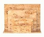 Аксессуары для кабинета Deluxe. Wood Collection деревянные аксессуары для рабочего стола держатель для бумаг вертикальный Карельская берёза