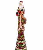 Новый Год. Дед Мороз 42 см. от Lamart art.29746