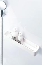 Полки для душа Сетки Полки для ванной стеклянные Полки для полотенец. Полка для душа Duschcont