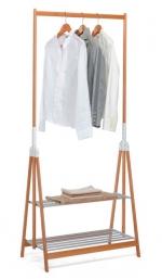 Вешалки для одежды. Высокая вешалка для одежды раскладная напольная Foppapedretti Stand-up