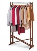 Вешалки для одежды. Высокая вешалка для одежды раскладная напольная Foppapedretti Snake 90