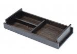Аксессуары и Мебель для дома. Wood Collection Универсальный деревянный лоток Дуб Smoked