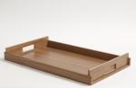 Аксессуары и Мебель для дома. Wood Collection лоток поднос деревянный Орех