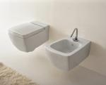 Унитазы Биде. Биде подвесное Althea Ceramica Design Oceano 30334