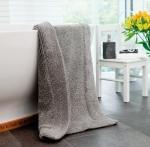 Коврики для ванной комнаты.  Хлопковый коврик для ванной комнаты Duo Flor двухсторонний