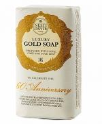 Luxury Гель для душа Мыло. Nesti Dante Anniversary Gold Soap Luxury мыло Юбилейное золотое 250 гр