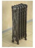 Радиаторы чугунные, стальные, стеклянные, биметаллические. 21 век Parisienne радиатор чугунный