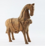 Предметы декора Deluxe. Лошадь деревянная