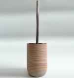 Ёршики для унитаза напольные и настенные. Sonora Nicol ёршик для унитаза напольный из натурального камня Sandstein