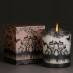 Ароматические свечи Парфюм для дома Диффузоры. Ароматическая свеча Очаровывающий лес