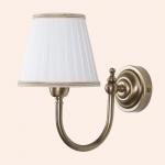 Светильники для ванной комнаты. TWBR029br/bi-oro Светильник настенный