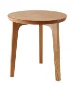 Мебель и Аксессуары для ванной из натурального дерева, Раттана и Бамбука. Villeroy&Boch Oak Stool деревянный табурет для ванной Дуб