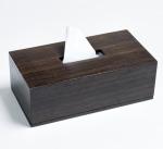 Аксессуары для кабинета Deluxe. Wood Collection салфетница деревянная Дуб
